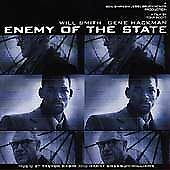 Enemy of the State by Trevor Rabin/Harry Gregson-Williams (CD & SLEEVE ONLY)