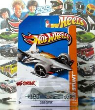 Hot Wheels 2013 #79 Cloud Cutter™ GREY,NEW CASTING,TRANSPARENT TIRES,OH5SP,NEW