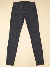 HUDSON Women's 27 Krista Super Skinny Stretch Black Jegging Jeans VGUC