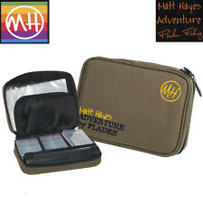 Matt Hayes Adventure Fishing Rig Station Tackle Wallet, Float Tube & Boxes