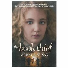 The Book Thief by Markus Zusak (2013, Paperback)