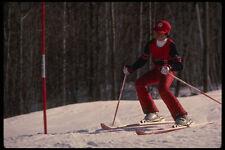 206024 carrera de slalom A4 Foto Impresión