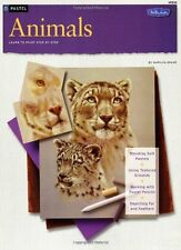 MARILYN GRAME - Pastel: Animals (How to Draw & Paint/Art Instruction Program)