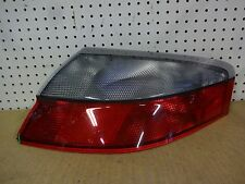 w/ damage 2001-2005 PORSCHE CARRERA 911 996 4S TURBO RIGHT TAIL LIGHT OEM