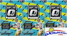 (3) 2016 Donruss Optic Football HUGE Factory Sealed 24 Pack Retail Boxes- HOT!