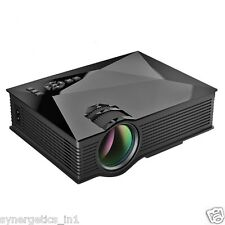 Unic UC46 Mini Portable LED Projector WiFi / HDMI / SD Card/ AV /USB 1200Lumens