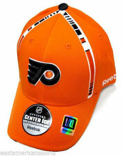 Philadelphia Flyers NHL Hockey Reebok Center Ice Flexfit Cap Kappe NEU Size S/M