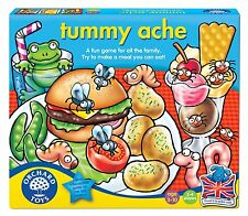 Orchard Toys Educational Games - Tummy Ache - Brand New