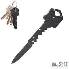 SOG KEY KNIFE, Schlussel-Messer, Schlusselanhanger schwarz, kompakt und leicht