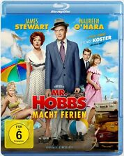 MR. HOBBS TAKES A VACATION - BLU RAY Region B/UK - James Stewart, Maureen O'Hara