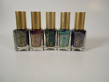 Lot of 5 Loreal Nail Polish  New  136,140,141,142,143