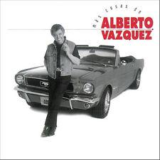 Mas Cosas de ALBERTO VAZQUEZ new CD incluye dueto con ANGELICA MARIA Nuevo