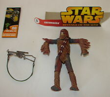Star Wars  ROTS Sith Wookie Chewbacca  #5 mint complete w acc  2005        215