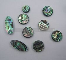 Saxophone real mother of pearl key buttons inlays