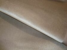 "REMNANT PLUSH MOHAIR VELVET GINGER Electric GRAY FABRIC UPHOLSTERY BTP 54"" x 30"""