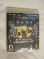 TV SuperStars PS3 (PlayStation 3) Brand New, Sealed~