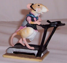 Rats Collectable Figurine RAT RACE 11cm FREE TRACKED DELIVERY
