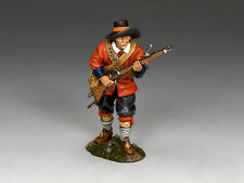 KING AND COUNTRY PNM010 ENGLISH CIVIL WAR - ADVANCING MUSKETEER