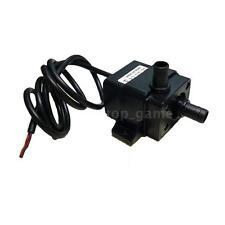 Mini Pompe à Eau Silencieux Imperméable 240L/H 5W Lift 30cm Pour Aquarium 21PI