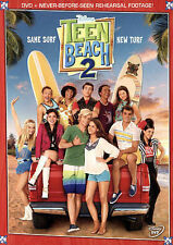 Teen Beach Movie 2, 1-Disc DVD, Excellent DVD, Clayton, Garrett, Lynch, Ross,
