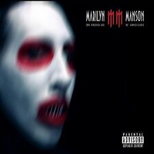"MARILYN MANSON ""THE GOLDEN AGE OF GROTESQUE"" CD NEUWARE"