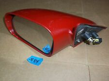 1998-2000 CHRYSLER SEBRING LXI COUPE DRIVER POWER MIRROR OEM FLAME RED