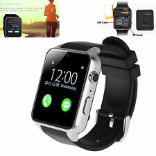 Sports Bluetooth Smart Watch Sync Call SMS For Samsung S7 S6 S5 LG G4 G3 Android