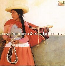 Music from Peru & Ecuador, New Music