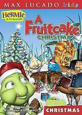 Hermie & Friends - A Fruitcake Christmas DVD 2005 Max Lucado, Christian Kids Mov
