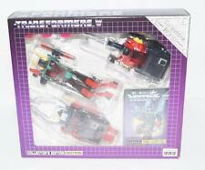 Insecticons Diaclone Destron Ehobby MISB Takara Exclusive G1 Transformers