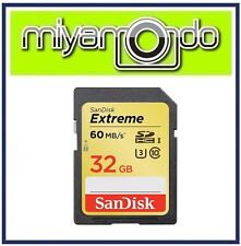 SanDisk Extreme 32GB SDHC Memory Card