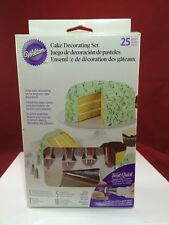 Wilton Cake Decorating Set - 25 Pieces