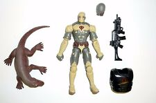 GI JOE SAND VIPER Action Figure Spy Troops COMPLETE 3 3/4 C9+ v1 2003