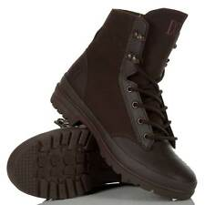 UK 6.5 DC Womens Brown Truce Shoes Boots 303231 282