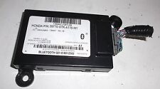 2010 10 11 12 ACURA RDX HANDS FREE BLUETOOTH COMPUTER MODULE 39770-STK-A110-M1