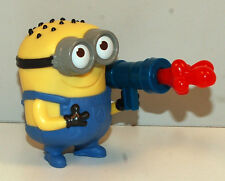 "2013 Phil Jelly Whistle 3"" Minion McDonald's Action Figure #2 Despicable Me 2"
