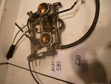 Ski-doo MXZ 800 Mikuni 40mm Flatslide Carburetor Assembly Off from 2002 MXZ 800