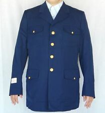 US Coast Guard Mens Uniform Service Dress Blue Jacket/Coat size 47XL