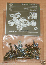 Tamiya 58116 Dyna Storm, 9465432 / 19465432 Screw BAG, NIP