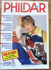 CATALOGUE TRICOT  PHILDAR  FEMMES n° 123 - 35 MODELES