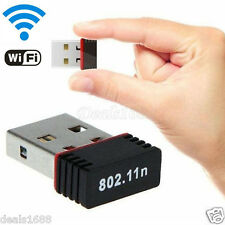 150Mbps USB Adapter WiFi Wireless 802.11n/g/b 150M PC Computer Network LAN Card