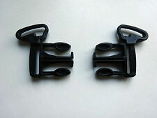 iCandy Peach CLIP PART for waist harness/strap Seat Unit Frame x2