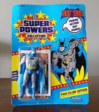 Kenner DC Super Powers 1985 Batman Unpunched Carded Action Figure