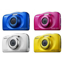 "Nikon Coolpix W100 13.2mp 2.7"" Waterproof Digital Camera New bcsale Agsbeagle"