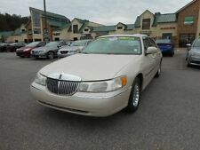 Lincoln : Town Car Cartier