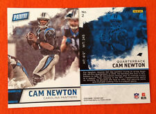 2016 Panini Fathers Day Promotion CAM NEWTON Panthers #2 (QTY Available)
