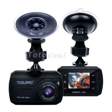 HD 1080P Car DVR Video Dash Camera Recorder IR Night Vision G-Sensor Recorder