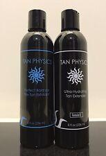 Tan Physics Combo Pack - Ultra-Hydrating Tan Extender and Pre-Tan Exfoliator