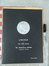 Lincoln at The Wills Home and The Gettysburg Address Henry Luhrs #85 of 225