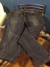 asos blue jeans worn once 34 waist leg 34 long  Skinny Men's